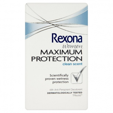 Rexona Women maximum protection antiperspirační krém deodorant 45ml