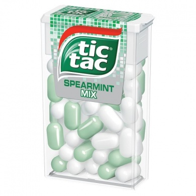 Tic Tac Spearmint mix 18g