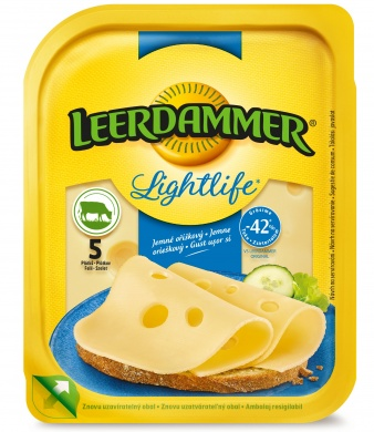 Leerdammer Lightlife 100g