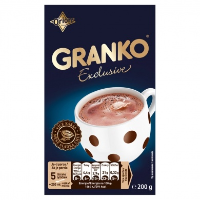 Orion Granko Exclusive 200g