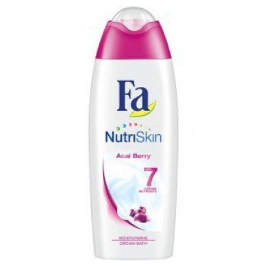 Fa NutriSkin Acai Berry Pěna do koupele 500ml