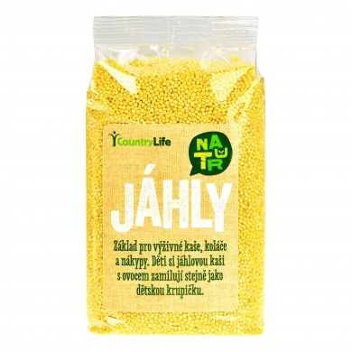 Country Life Jáhly 500g