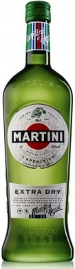 Martini Extra Dry Vermouth (15%) 1l