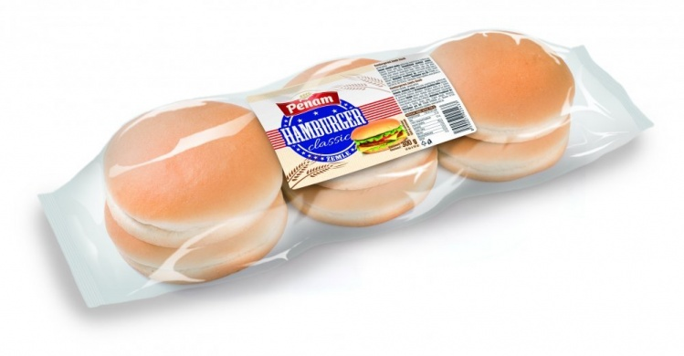 Penam Hamburger (6ks) 300g