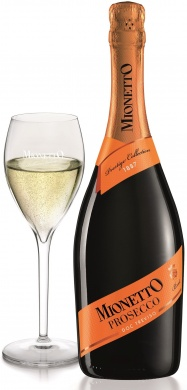 Mionetto Prosecco D.O.C. Brut Spumante (Orange) 0,75l