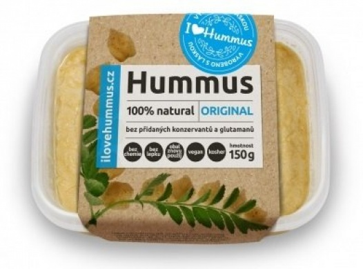 I Love Hummus Basic 150g