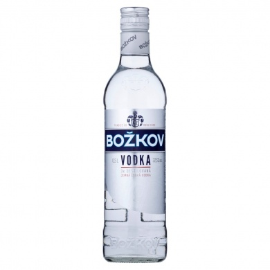Božkov Vodka 0,5l