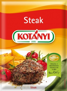 Kotányi Steak 40g