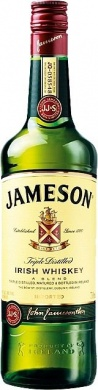 Jameson Irská whiskey (40%) 0,7l