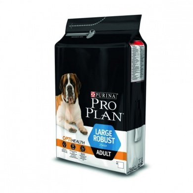 Purina pro plan dog optihealth adult large robust 3kg