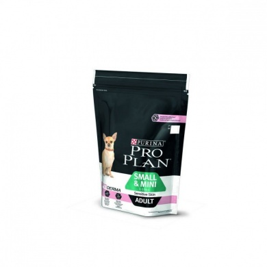 Purina pro plan dog optiderma adult small & mini sensitiv skin 700g