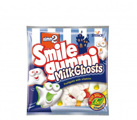 Nimm 2 Smile gummi milk ghost 90g