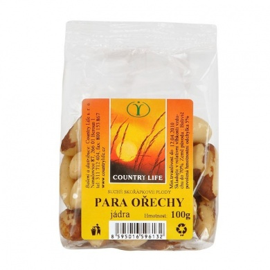 Country Life Para ořechy 100g