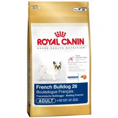 Royal canin french bulldog adult granule pro psy 3kg