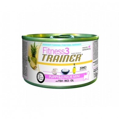 Trainer Natural Puppy&Junior Mini konzerva 150g