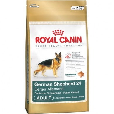 Royal canin german shepherd 24 adult granule pro psy 12kg