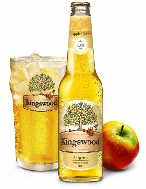 Kingswood 4,5%, sklo 0,4l