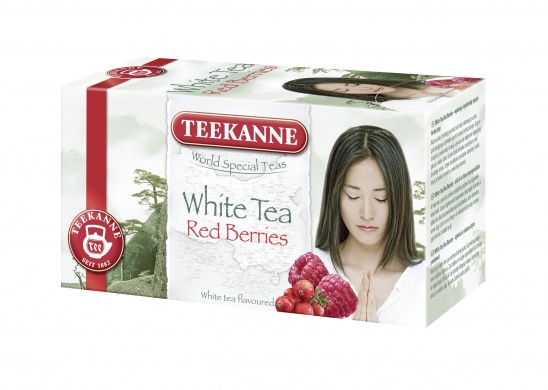 Teekanne White Tea Red Berries World Special Teas (20 sáčků) 25g