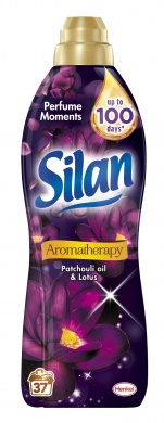 Silan Aromatherapy Nectar Inspirations Patchouli oil & Lotus 40 PD 1l