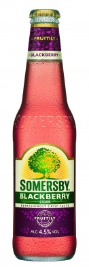 Somersby Blackberry cider, sklo 0,33l