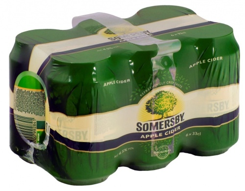 Somersby Apple Cider 6x330ml