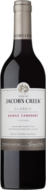 Jacob's Creek Shiraz Cabernet červené víno 750ml