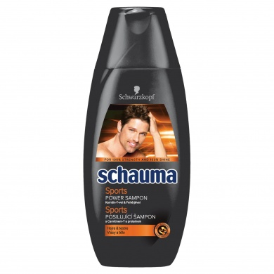 Schauma Sports šampon 250ml