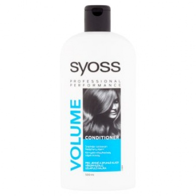 Syoss Volume Lift kondicionér 500ml