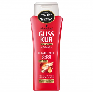 Gliss Kur Ultimate Color šampon 400ml