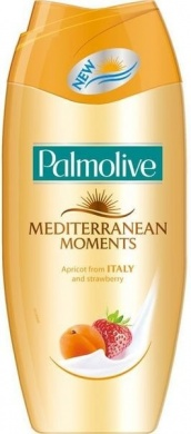 Palmolive Mediterranean Moments Apricot & Strawberry sprchový gel 500 ml