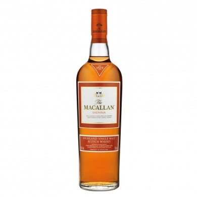 Macallan Sienna Whisky 43% 0,7l