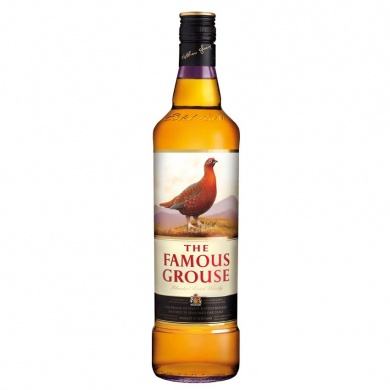The Famous Grouse Whisky 40% 0,7l
