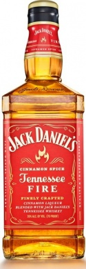 Jack Daniel's Tennessee Fire whiskey 0,7l