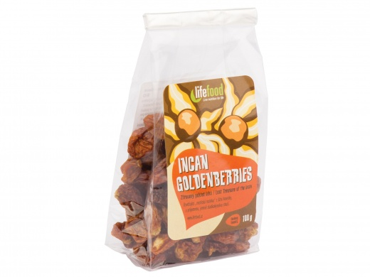 Life Food Goldenberries BIO 100g