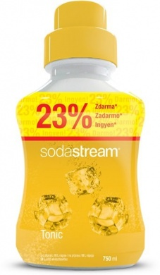 Sodastream Sirup Tonic 750ml
