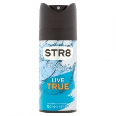 STR8 Deo sprej Live True 150ml