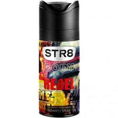 STR8 Deo sprej Rebel 150ml