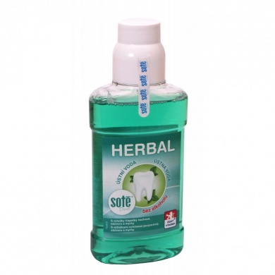 Soté dent herbal ústní voda 250ml