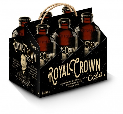 Royal Crown Cola Classic Multipack 6x0,25l (dárkový box) (exclusive)