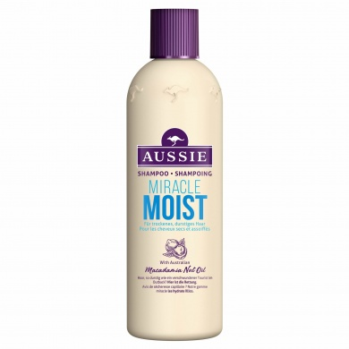 Aussie Miracle Moist Šampon 300ml