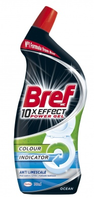 Bref 10xEffect Anti Lime Scale 700ml