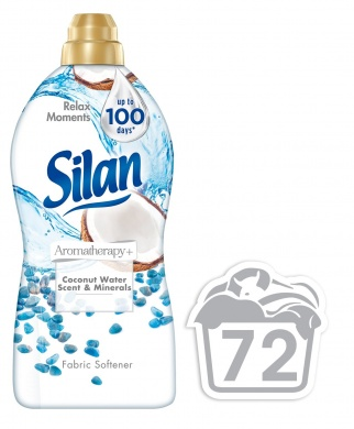 Silan Coconut Water Mineral (72 PD) 1,8l