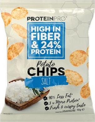 ProteinPro Chipsy solené 50g
