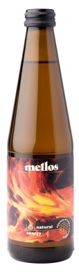 Mellos Limonáda natural energy 330ml