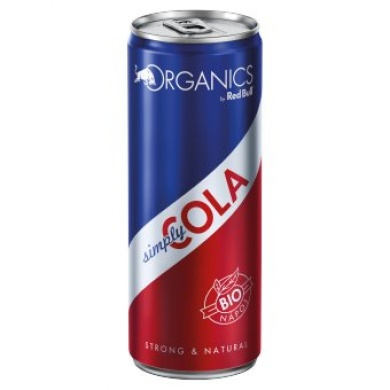 Red Bull Organics Simply Cola 0,25l