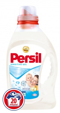 Persil Sensitive Gel 20 pracích dávek