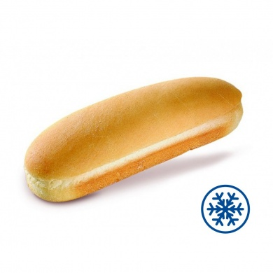 Maxi Hot dog mražený 60 g